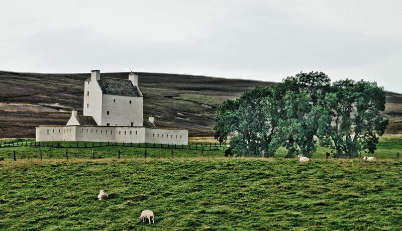 Corgarff Castle, nr Cock Bridge, Aberdeenshire