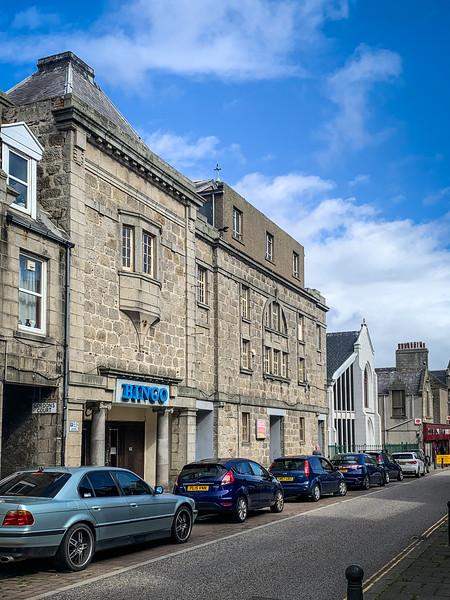 Former King's Cinema, Fraserburgh