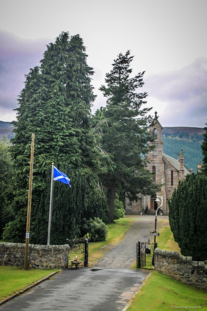St Andrew's Roman Catholic Church, Braemar