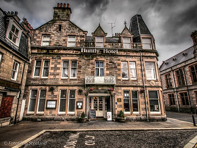 Huntly Hotel