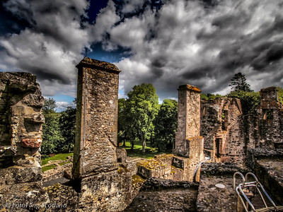 Huntly Castle