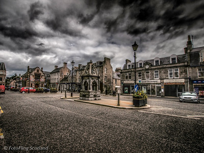 Huntly Square