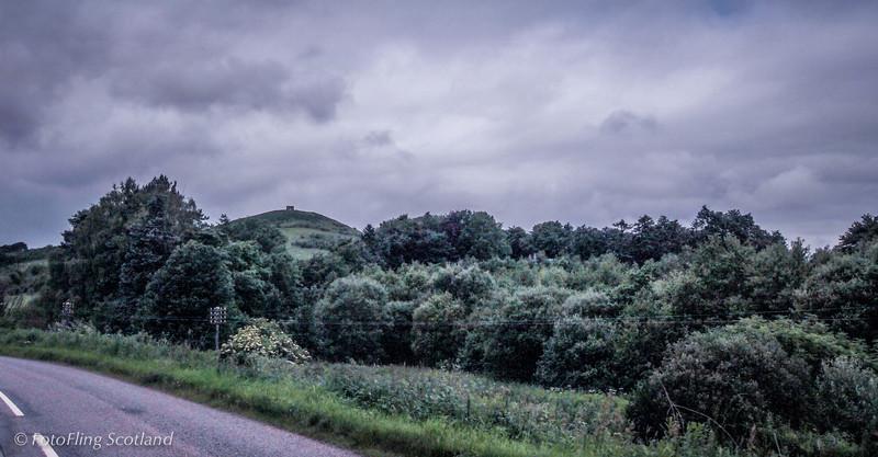 Dunnideer Castle (1260)