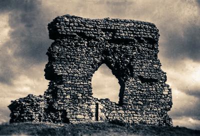 Dunnideer Castle