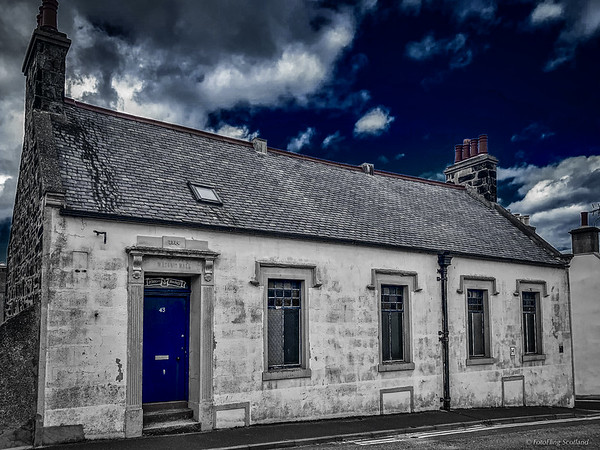 Masonic Hall, Macduff