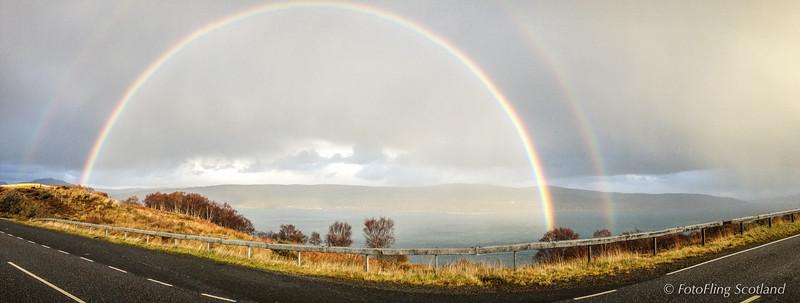 Double Rainbow - Mull