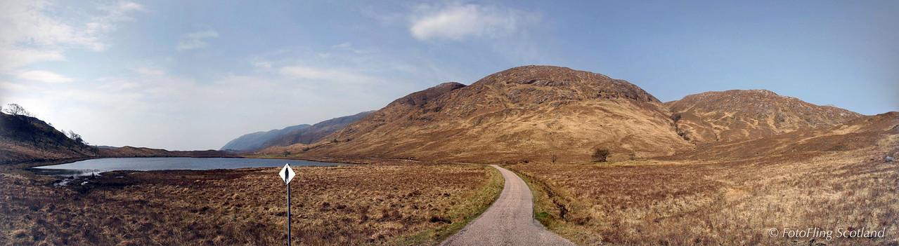 Scottish Panorama - nr Ballachuilish