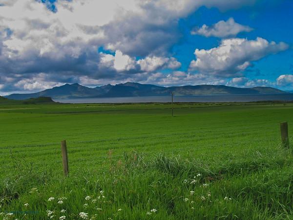 Mainland Scotland from Arran