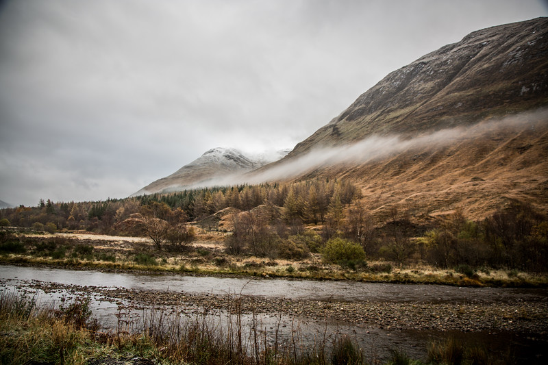 River Orchy, Argyll