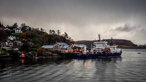 Oban Harbour