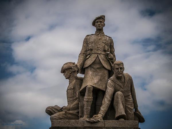War Memorial Largs