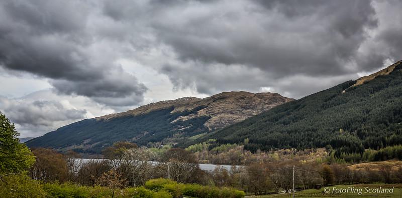 Monachyle Mhor & Loch Voil