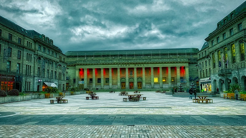 The Caird Hall, Dundee