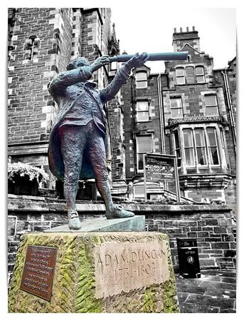 Statue of Adam Duncan (1731 - 1804)