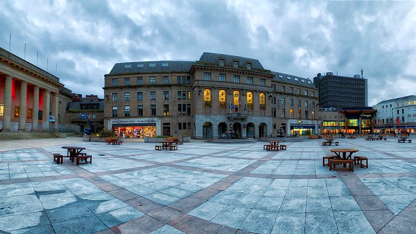 City Square, Dundee