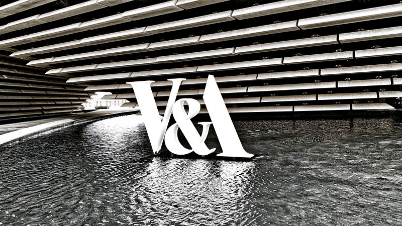 The V & A Museum, Dundee