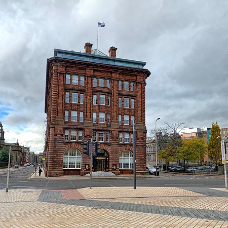 D C Thomson - Dundee Head Office