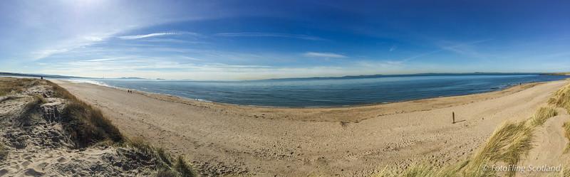Aberlady Beach