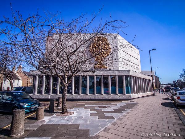 Brunton Theatre, Musselburgh