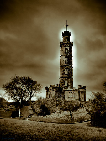 Nelson Monument, Calton Hill