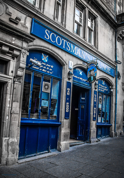 Scotsman's Lounge