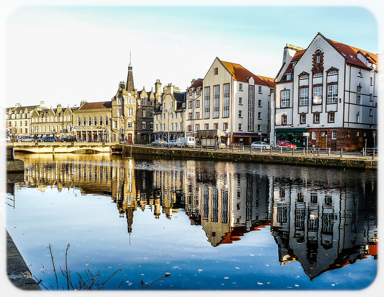 Reflections on Leith