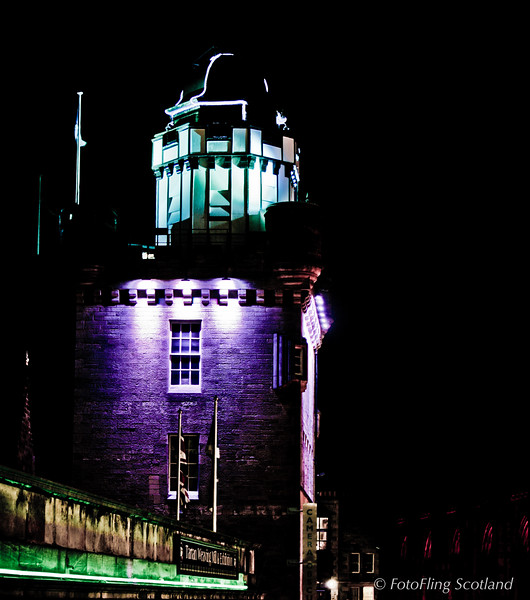 Camera Obscura, Edinburgh