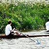 Rowing on Union Canal