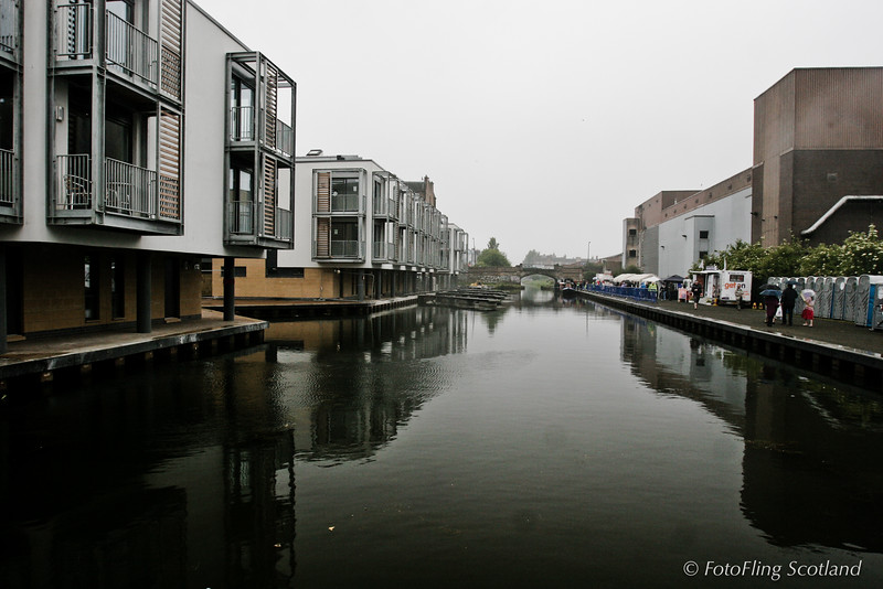 Union Canal west
