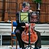 Cello At Greyfriars Kirk