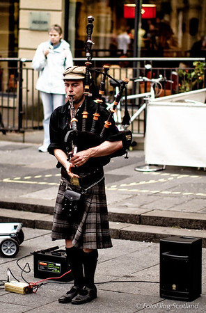 Funky Bagpipes