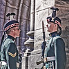 Guard Inspection at Edinburgh Castle