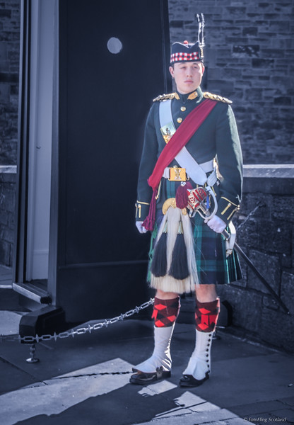 The Kilted Soldier