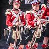 Re-enactment Soldiers - Edinburgh Castle