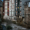 Water of Leith at Stockbridge, Edinburgh