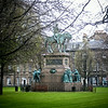 Prince Albert Memorial, Charlotte Square, Edinburgh