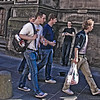 Royal Mile Passers By