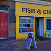 Fish & Chips in Portobello