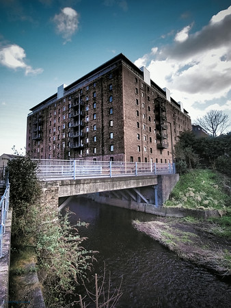 The Bond Building at Water of Leith