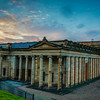 National Galleries of Scotland at Sunset