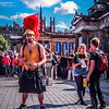 A Roman in Edinburgh