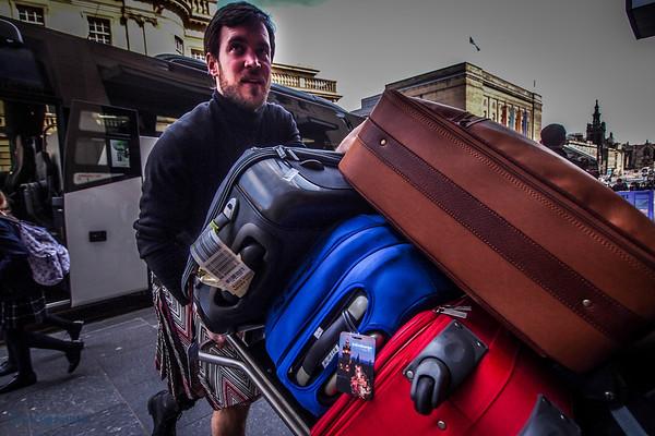 Missoni Kiltie Shifts the Baggage