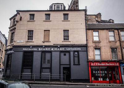 Burke & Hare, Lap Dancing & the 3 Stooges Barbers
