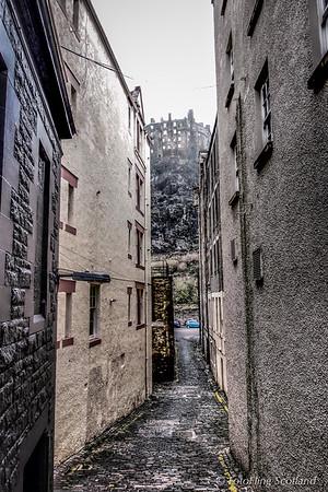 Castle Up A Close