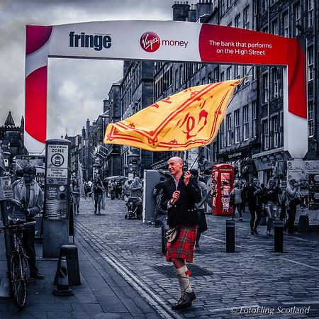 Let The Edinburgh Festival Fringe Begin!