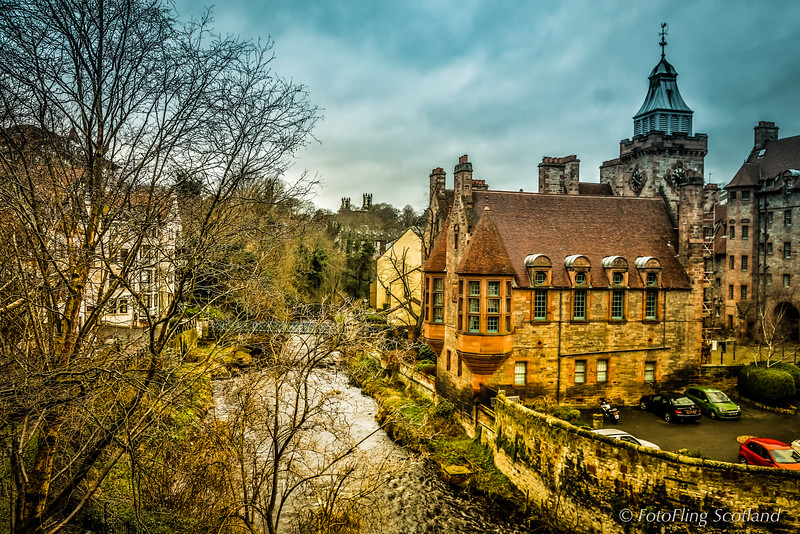 Dean Village & Water of Leith