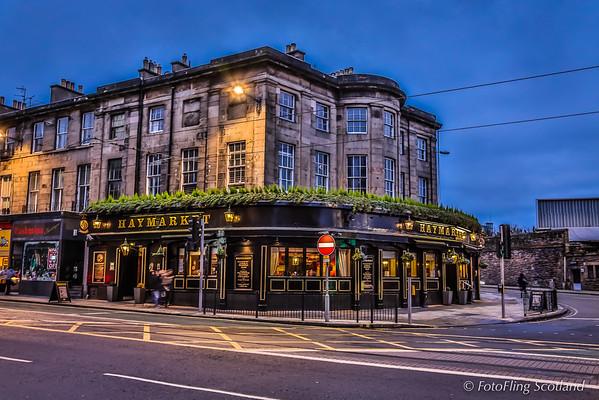 Haymarket Bar, Edinburgh