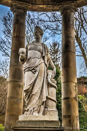 Statue of Hygieia