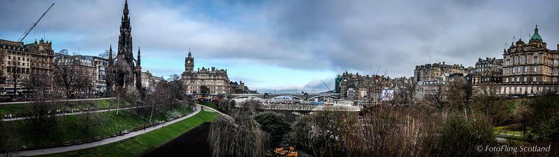 Edinburgh Pano
