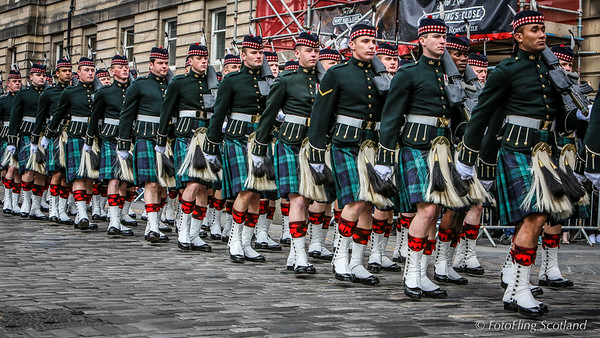 The Royal Regiment of Scotland